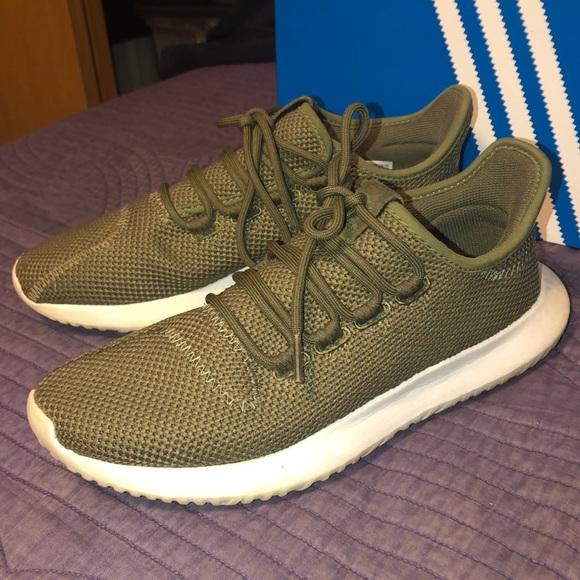 adidas Shoes - Adidas tubular shadow knit tennis shoes